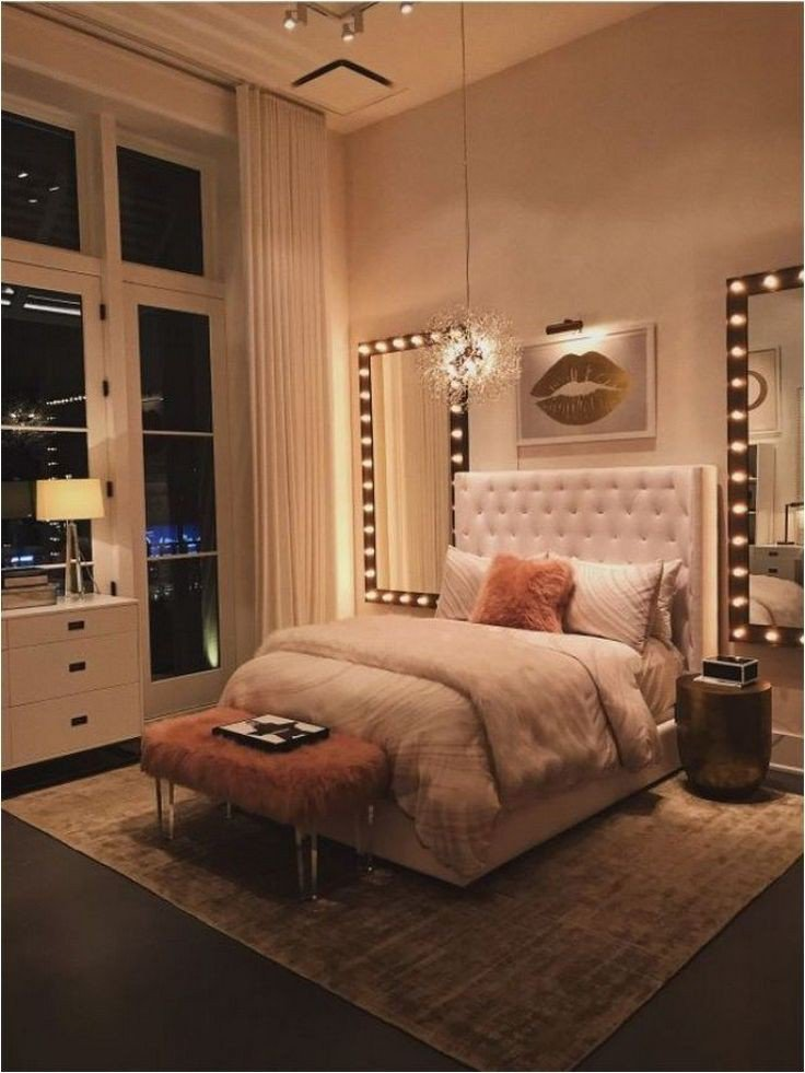 Elegant bedroom decor for teens