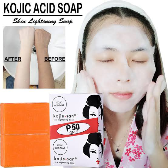 Kojie san face soap