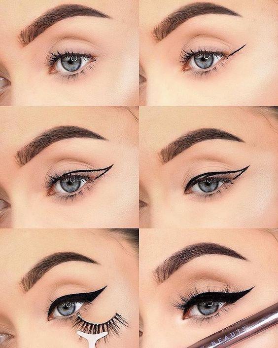 Cat-eye tutorial