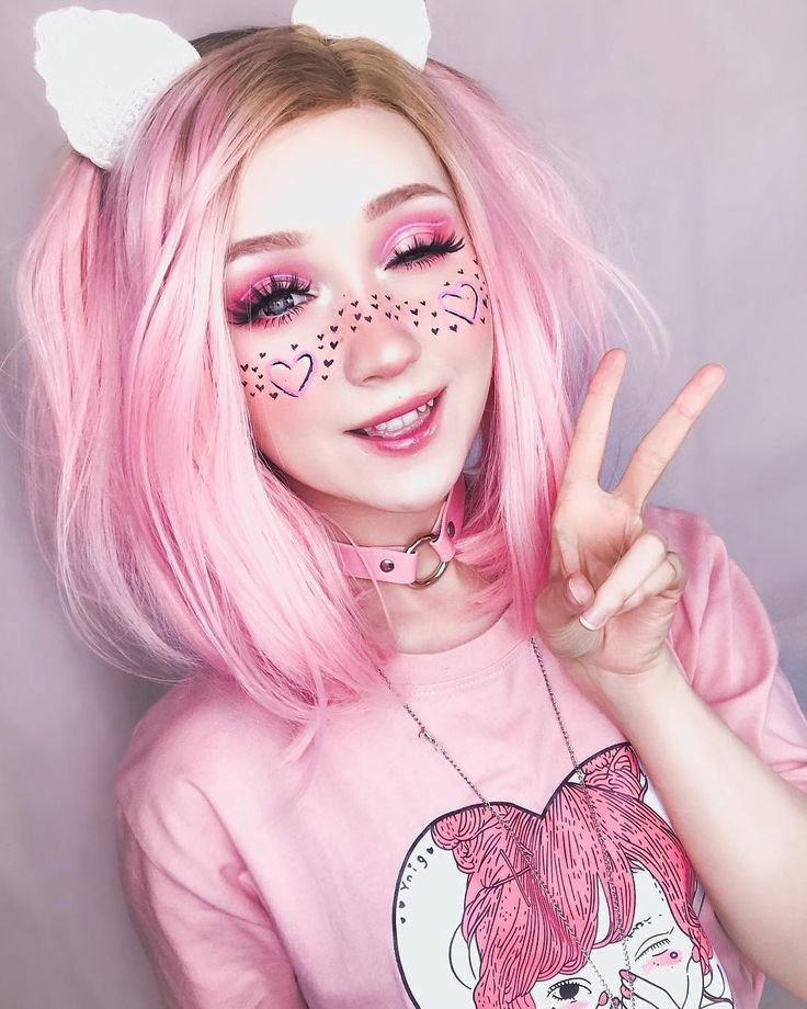The best e-girl and cosplay hair dye