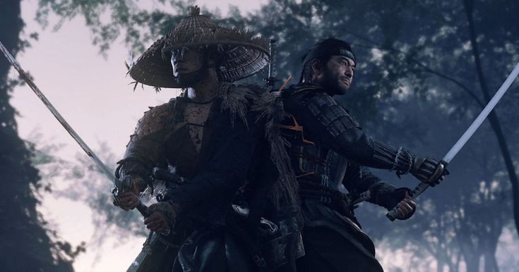 Ghost of Tsushima release