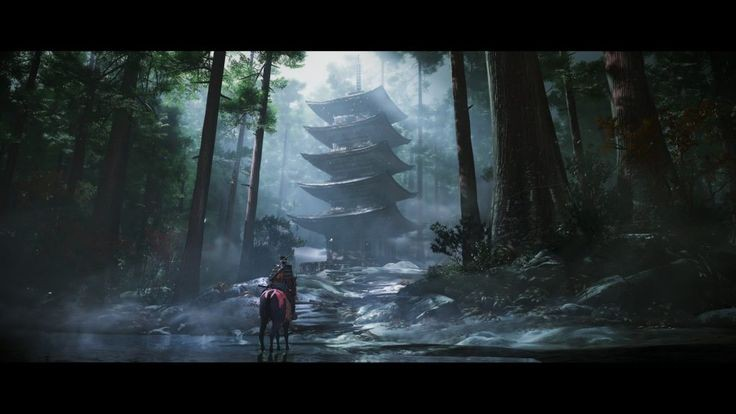 Ghost of Tsushima overview