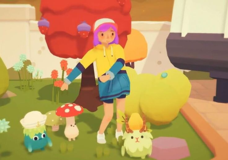 Ooblets world